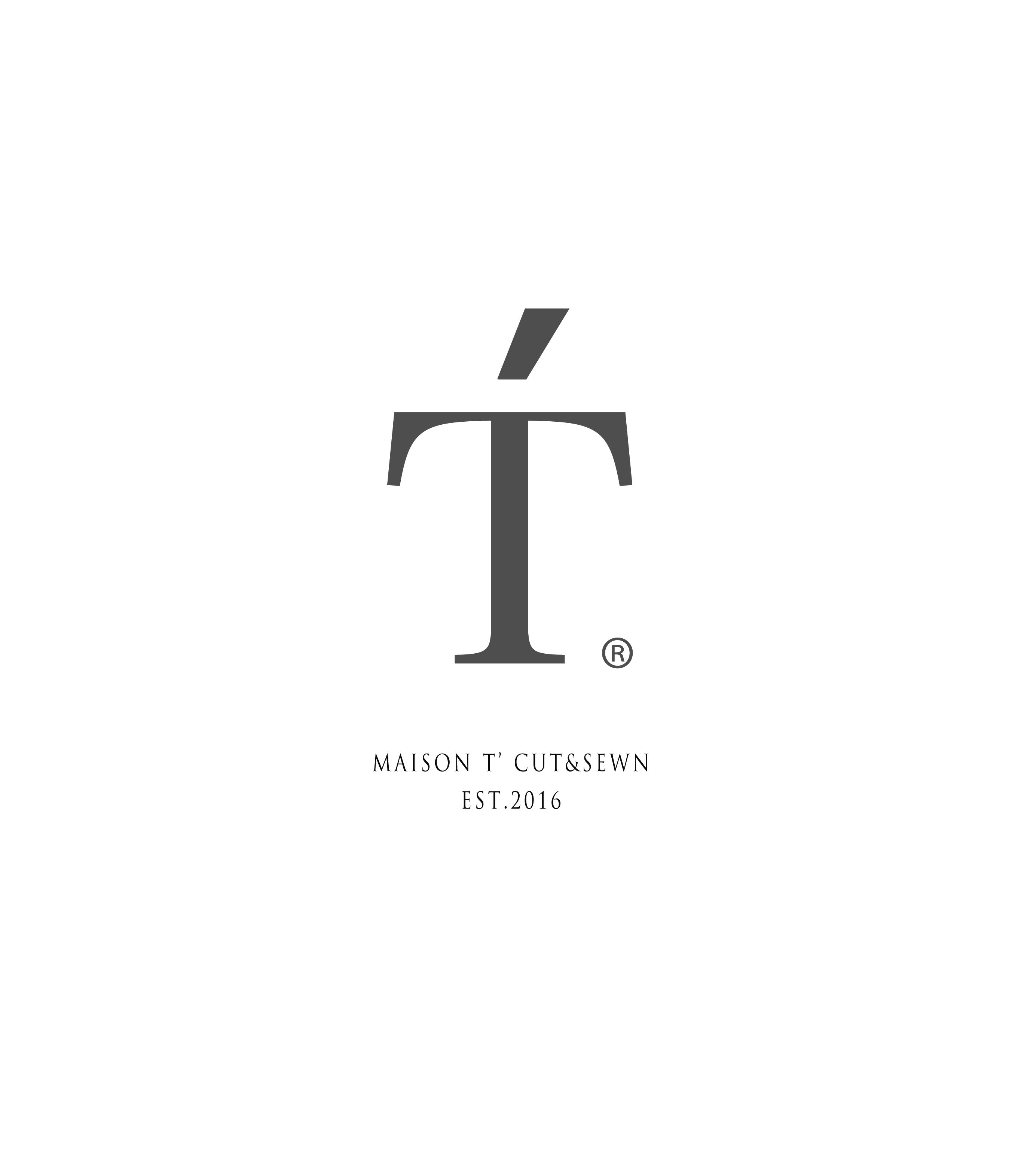T' CUTSEWN MAISON EST.2016